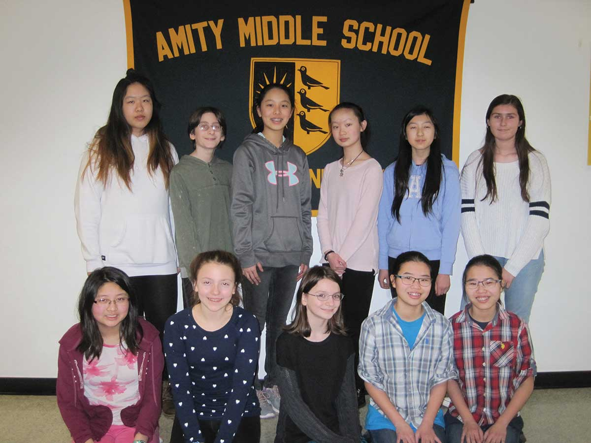 Amity Students' Work to be Published in the 2017 Connecticut Student Writers Magazine
