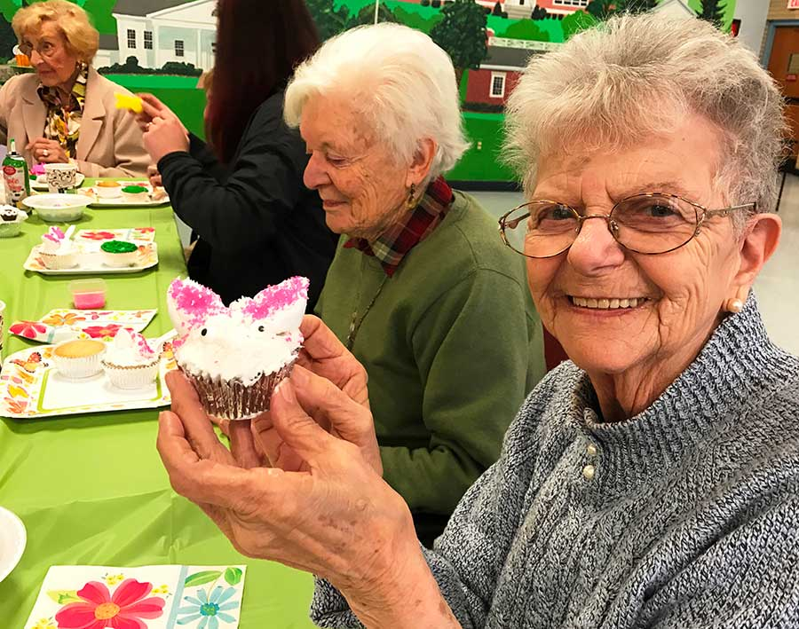 Woodbridge Senior Center News: 4/28/17