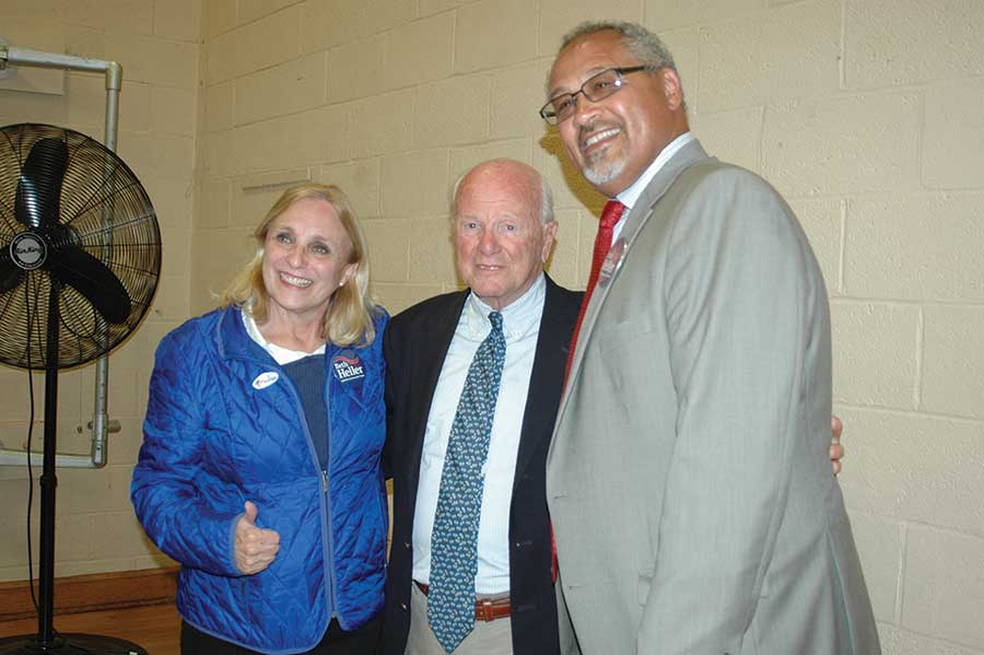 Democrats Sweep Woodbridge Elections