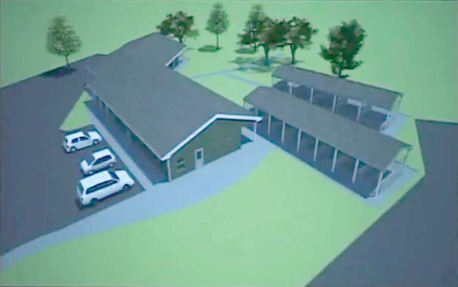 Town Plans Animal Shelter Improvements