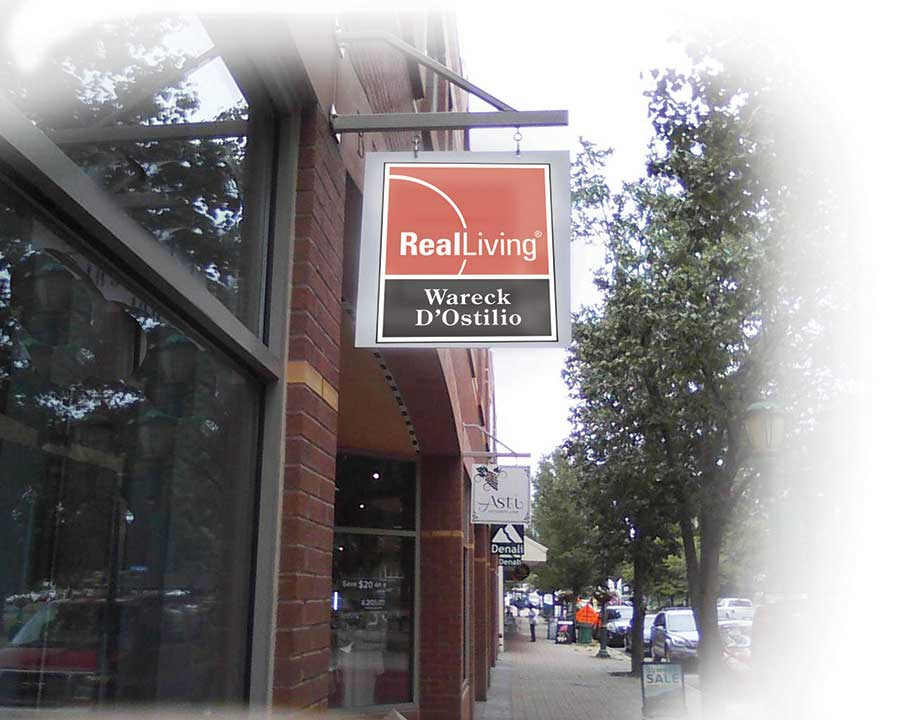 Real Living Wareck D'Ostilio Adds A New Address in Branford