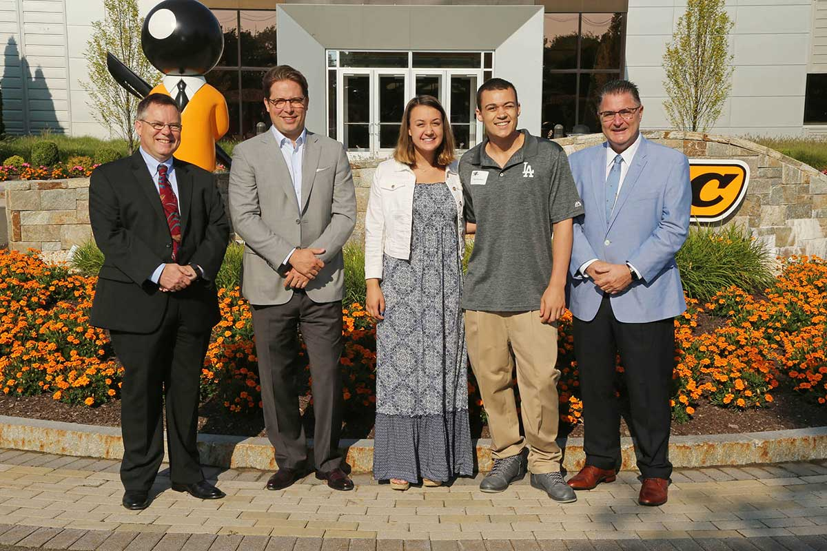 Woodbridge Students Awarded Bic Scholarships