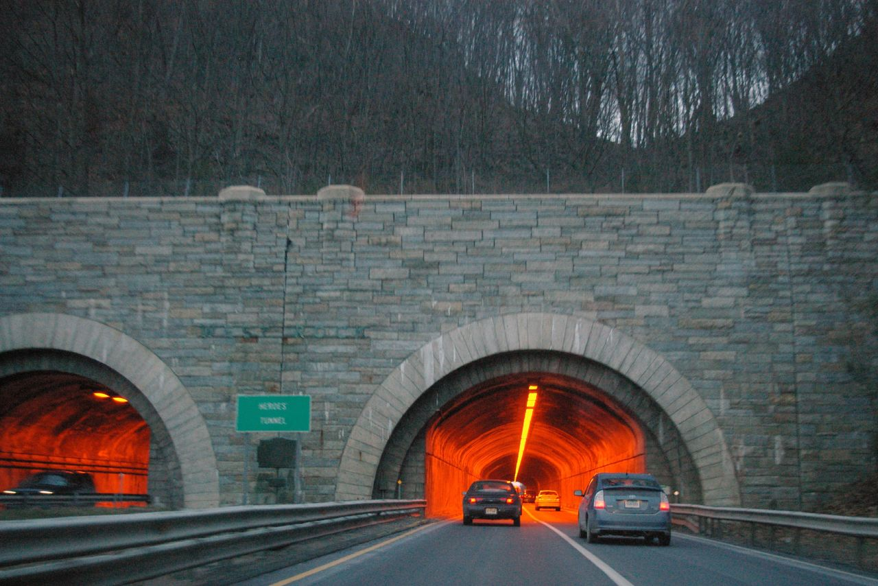 Parkway Access Improvements to Start Next Year While Tunnel Rehabilitation Planning Continues