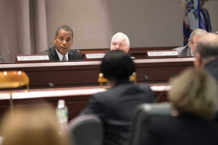 Sen. Logan, Lawmakers Conduct Review of Patient Safety