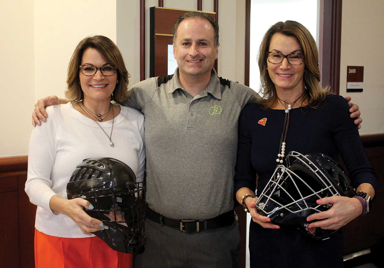 Klarides Sisters' Bill Proposal A Home Run for Athletes