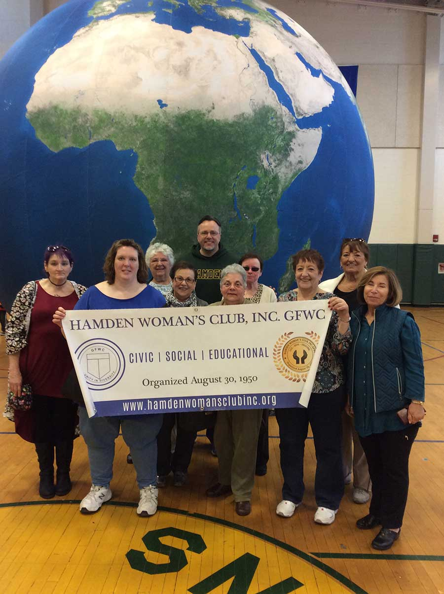HWC Participates in Earth Day