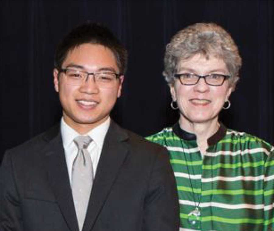 Woodbridge Student Places 1st in the Annual Renée B. Fisher Competition