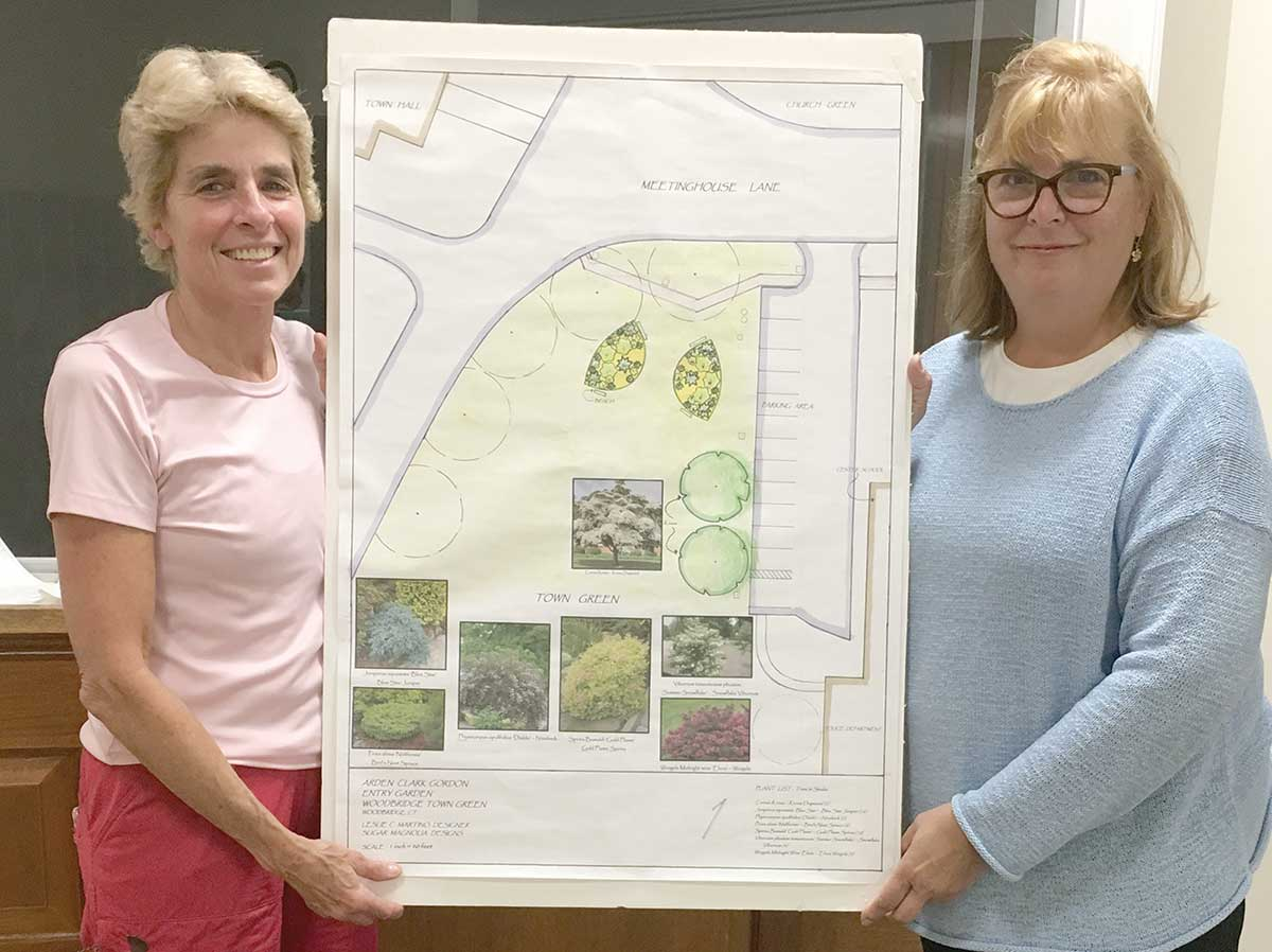 Arden's Garden To Enhance Town Green
