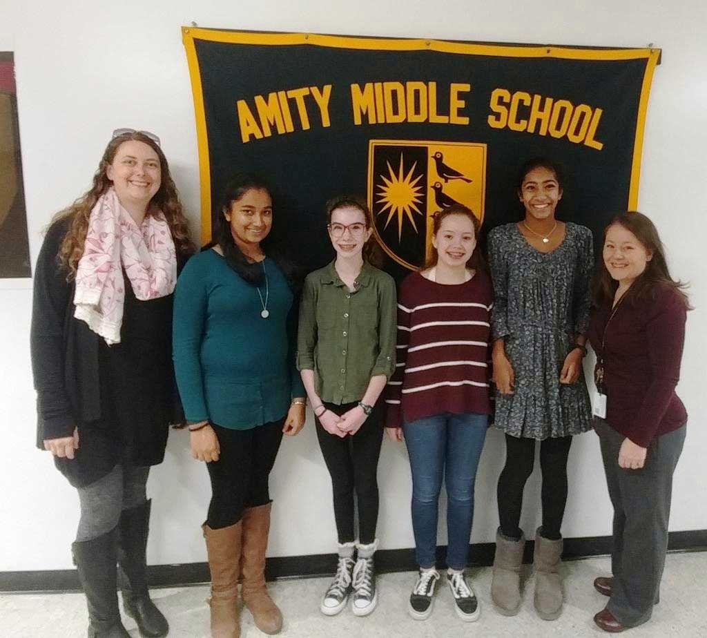 Amity School In Bethany Attends Connecticut Association Of Schools Women In Leadership Workshop