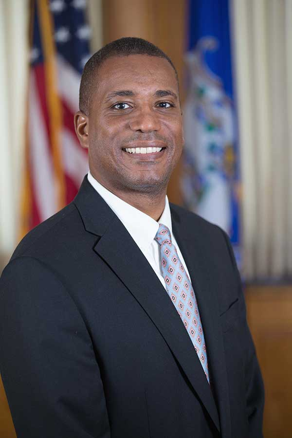 George Logan - State Senator 17th District
