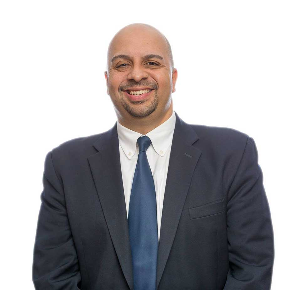 Jorge Cabrera - State Senator 17th District