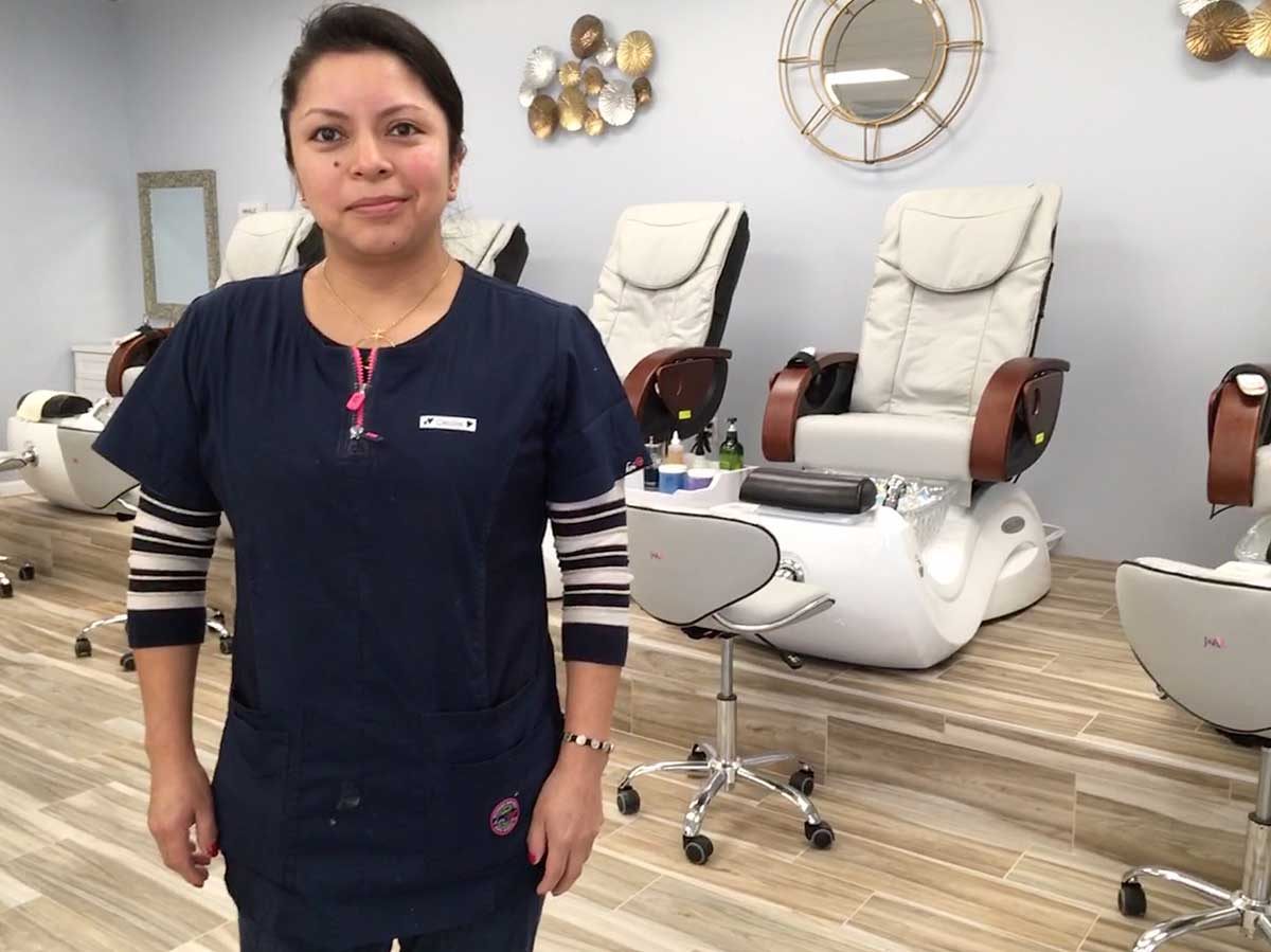 New Nail Salon Opens In Woodbridge