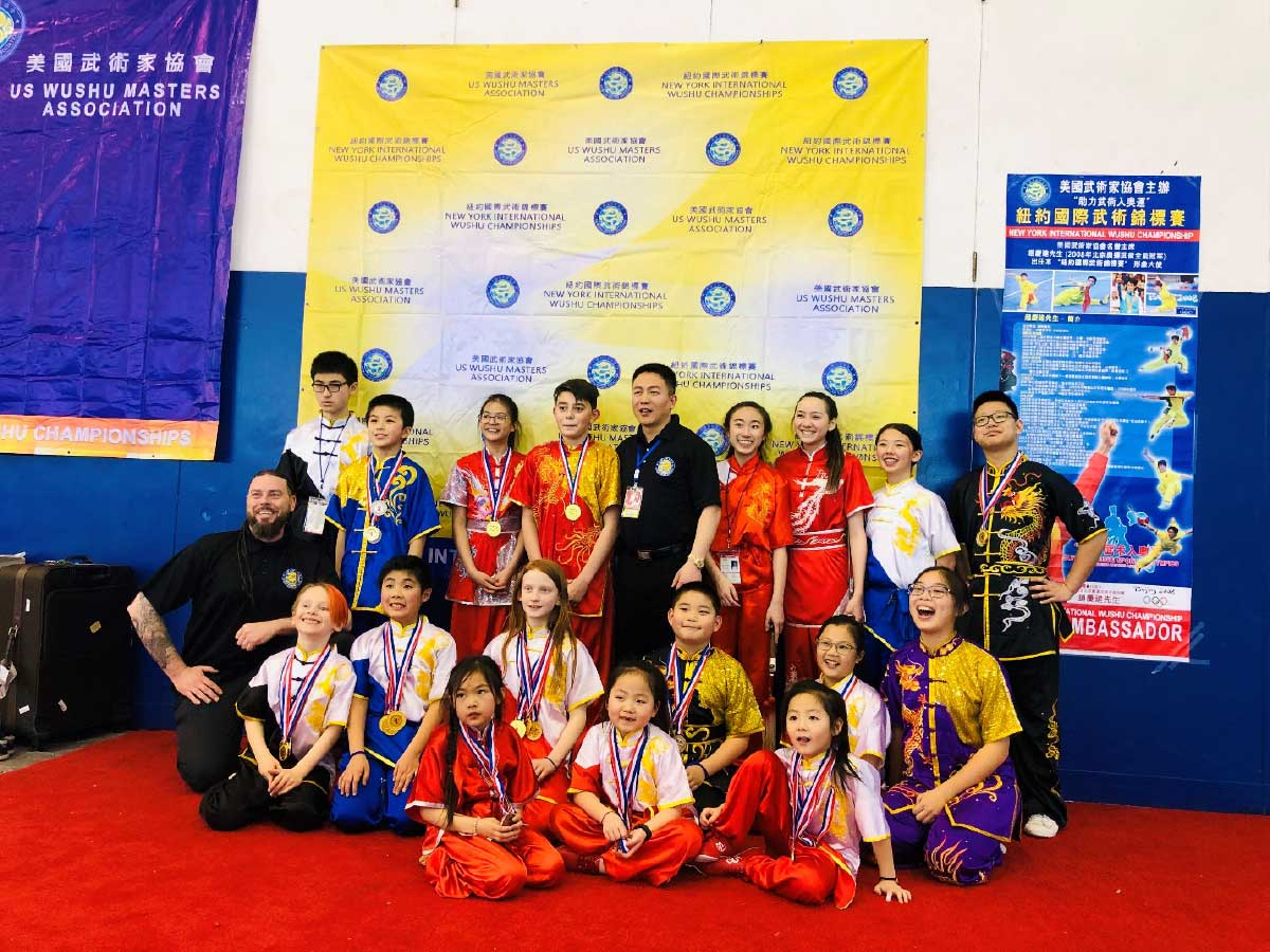Woodbridge Students Win For Wu Dang Kung Fu Academy