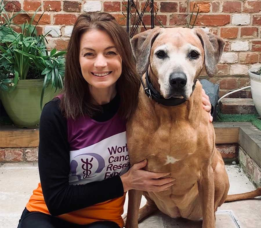 Woodbridge Local To Run London Marathon To Help Prevent Cancer