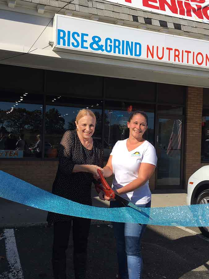 Smoothie Shop Opens In Woodbridge