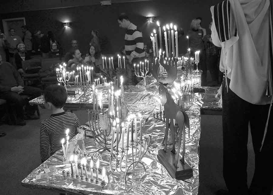 Shabbat Pre-Chanukah at Temple Emanuel of Greater New Haven