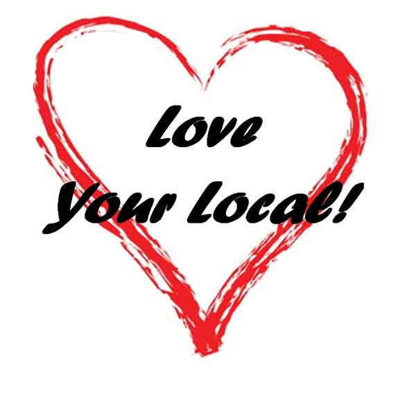 Love Your Local Businesses This February